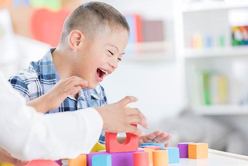 Pediatric Dentist for Down Syndrome